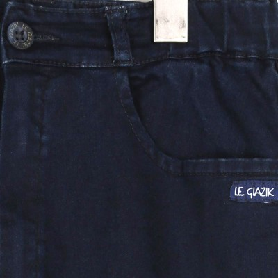 Fionola, Denim pants in guenuine indigo zoom