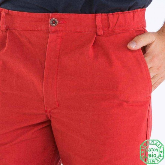 Bernicle Bermuda shorts bio Cotton