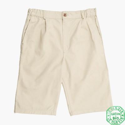 Bermuda shorts Bernicle  Beige