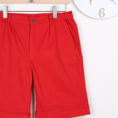 Balaste, Bermuda shorts in Stretch Gabardine