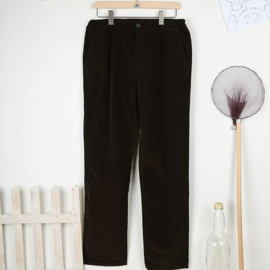 Picasso, Pantalon en velours et bas jambes effilés