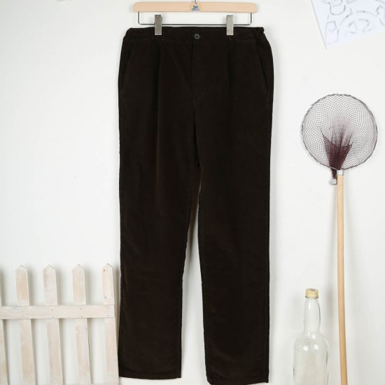 Picasso, Corduroy trousers...