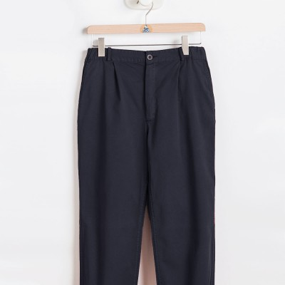 Pantalon navy picador Le Glazik Chino