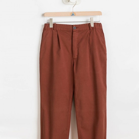 Le Glazik Picador Pants in brique color