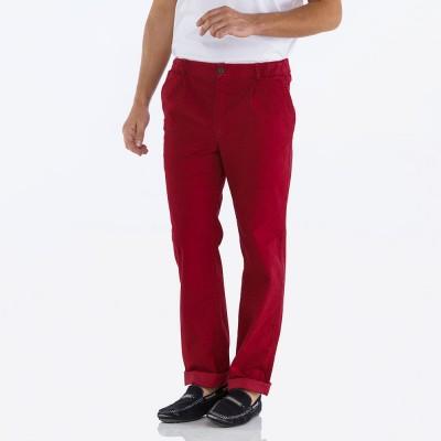 Picabia Pantalon Garbardine Stretch Le Glazik Kermes Devant