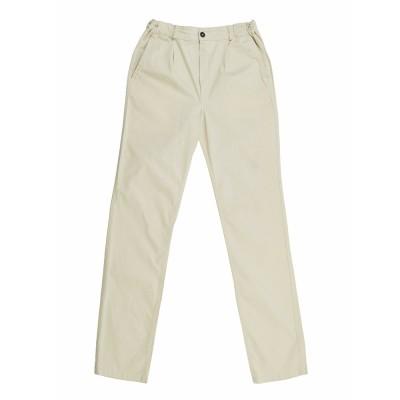 Picabia Pantalon Garbardine Stretch Le Glazik Ecume