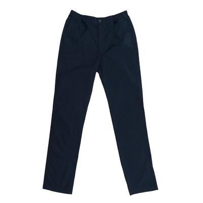 Picabia Pantalon Garbardine Stretch Le Glazik Navy