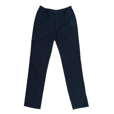 Stretch Gabardine canvas Picabia Navy