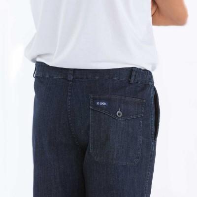 Jeans pieuvre Le Glazik