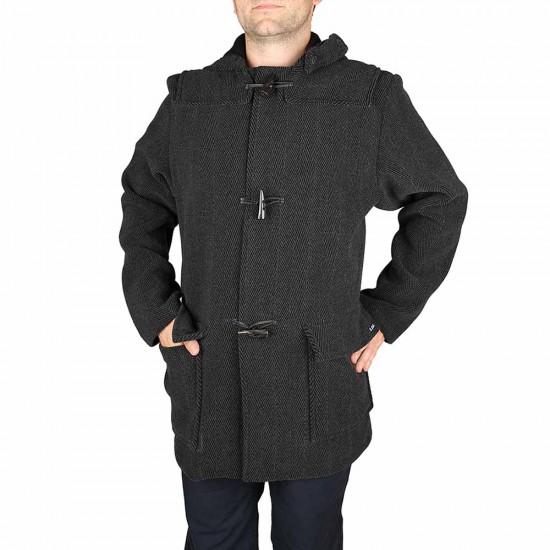 Guillaume Duffle Coat Chevron Le Glazik