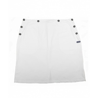 white deck skirt arz