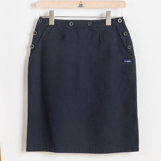 Arz navy Le Glazik Deck skirt