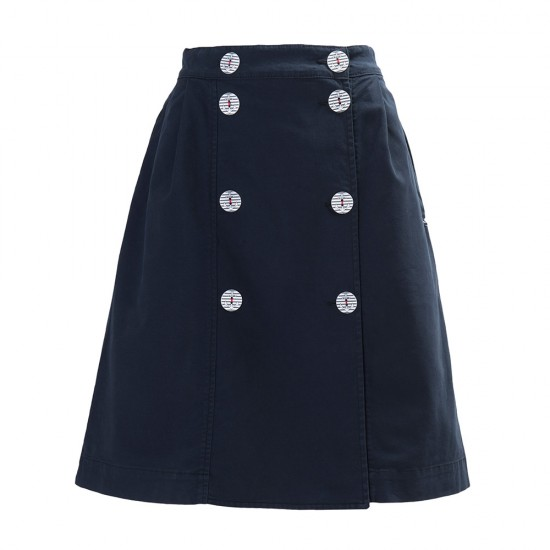 Aunis Double breasted skirt LE Glazik