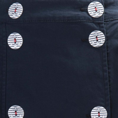 Fanzy buttons Aunis Skirt Le Glazik