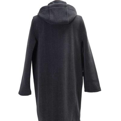 Argos duffle coat back