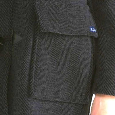 Argos duffle coat pocket