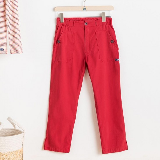 Pinta women short pants Le Glazik corail