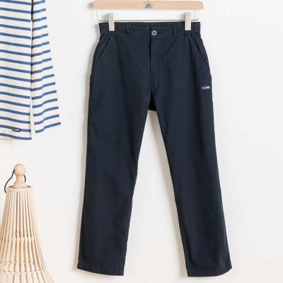 Women Poupon Navy short pants Le Glazik