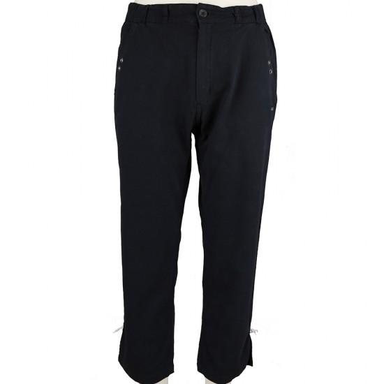 Plaisance Capri Pants women Navy Le Glazik