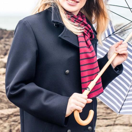 Caban Bréhat Femme Authentique caban des bretonnes Quimper Le Glazik