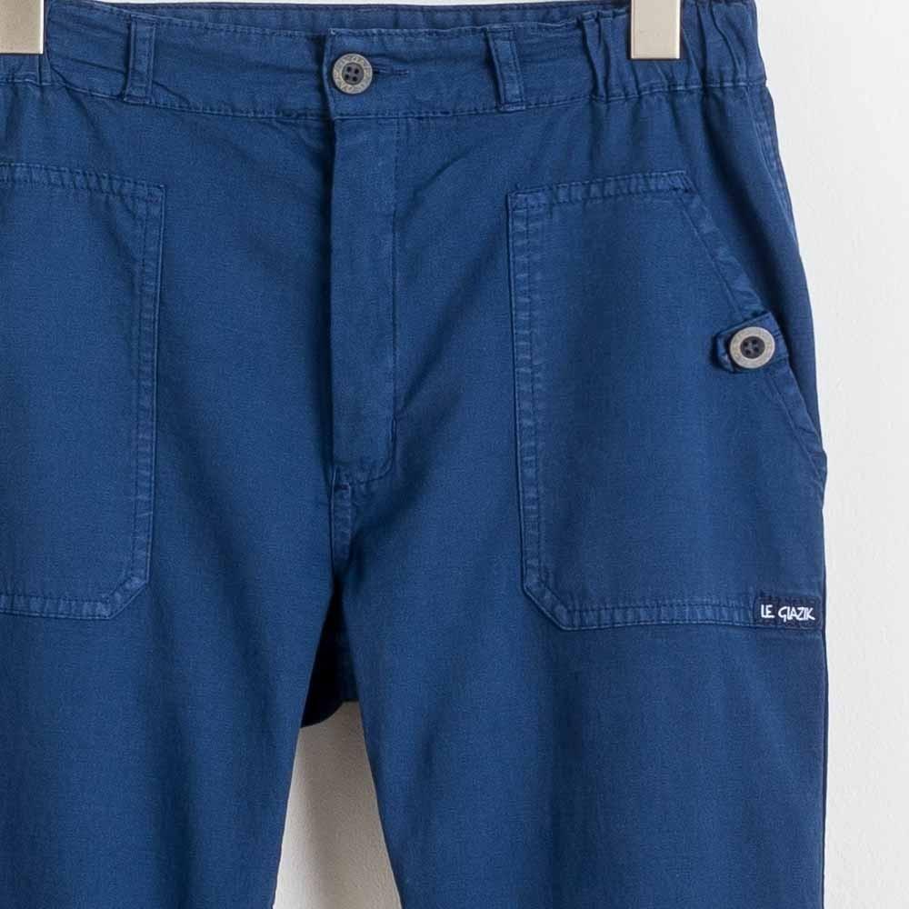 Pindare Pantalon femme Le Glazik Encrier Bouttons