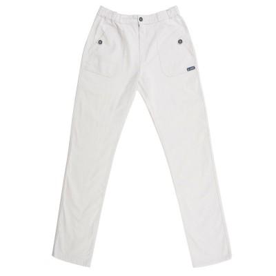 Pindare Pantalon femme Le Glazik Blanc