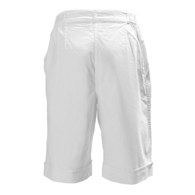 Women Bermuda shorts Briere Blanc back Le Glazik