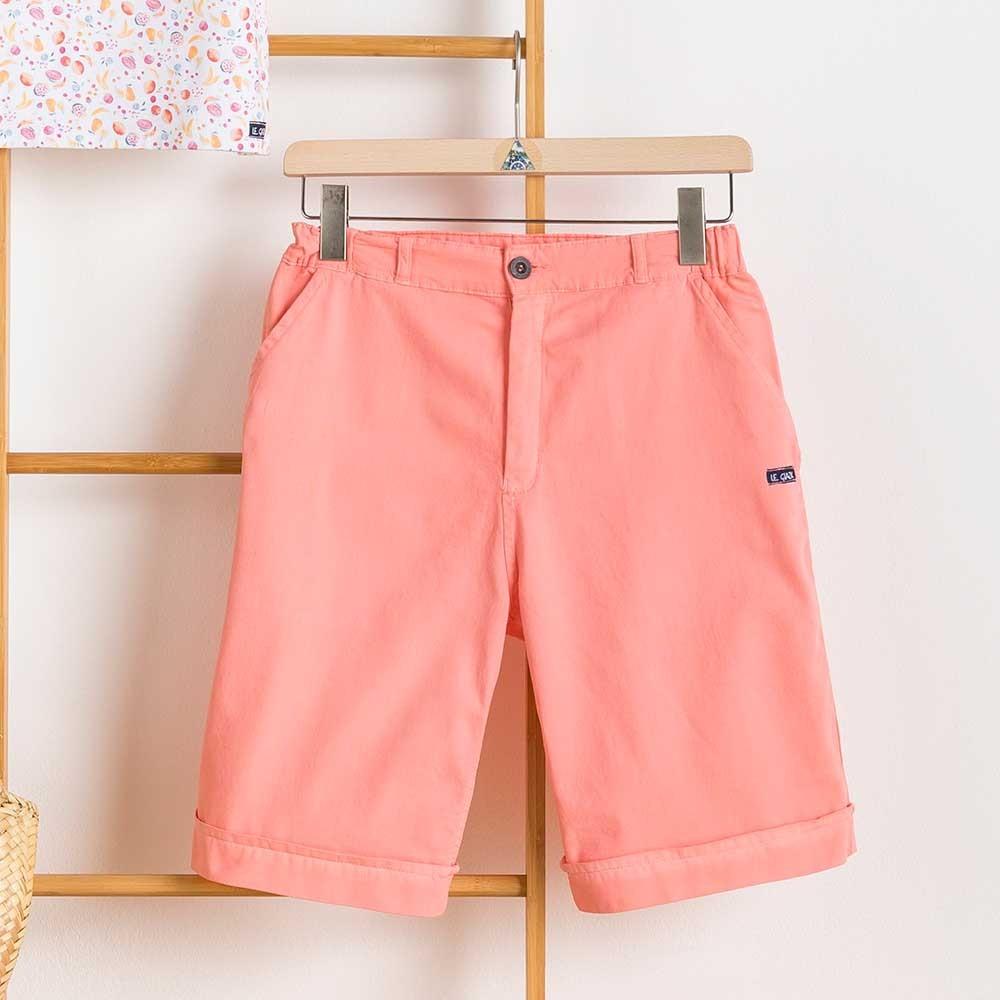Women Bermuda Shorts Barbara Le Glazik rosethe