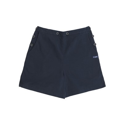 Women Short deck Navy oakwood