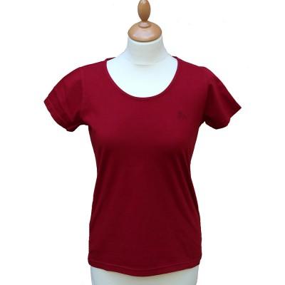 Zéa, T-shirt 100% coton avec logo Le Glazik Kermes