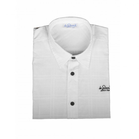 Capgris shirt men white
