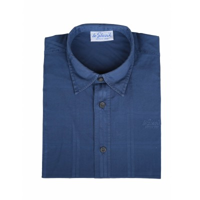 Capgris shirt men Indigo