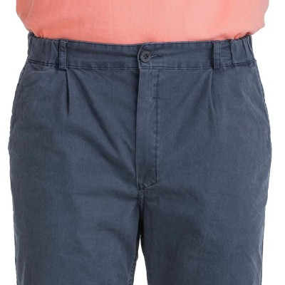 Porta Pants Le Glazik Indigo zoom