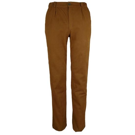 Pegasus, Pantalon en gabardine stretch Le Glazik Badiane
