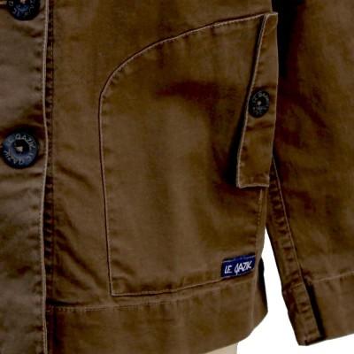 Veste Fastnet toile stretch Le Glazik poche