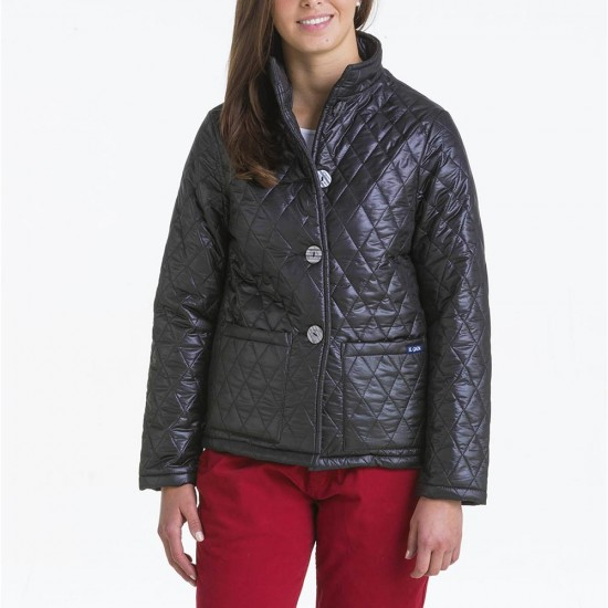 Alice, Double-sided quilted jacket