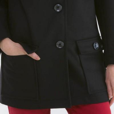 Niemen, Lined coat and windproof placket pockets