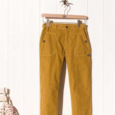 Laponie, Pantalon en velours côtes fines pikkles
