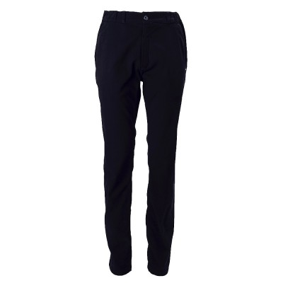 Lac, Stretch gabardine winter pants black