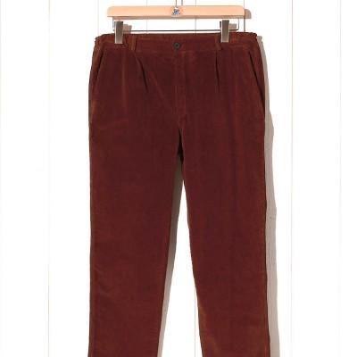 Petrus, Velvet pants and tapered leg bottoms