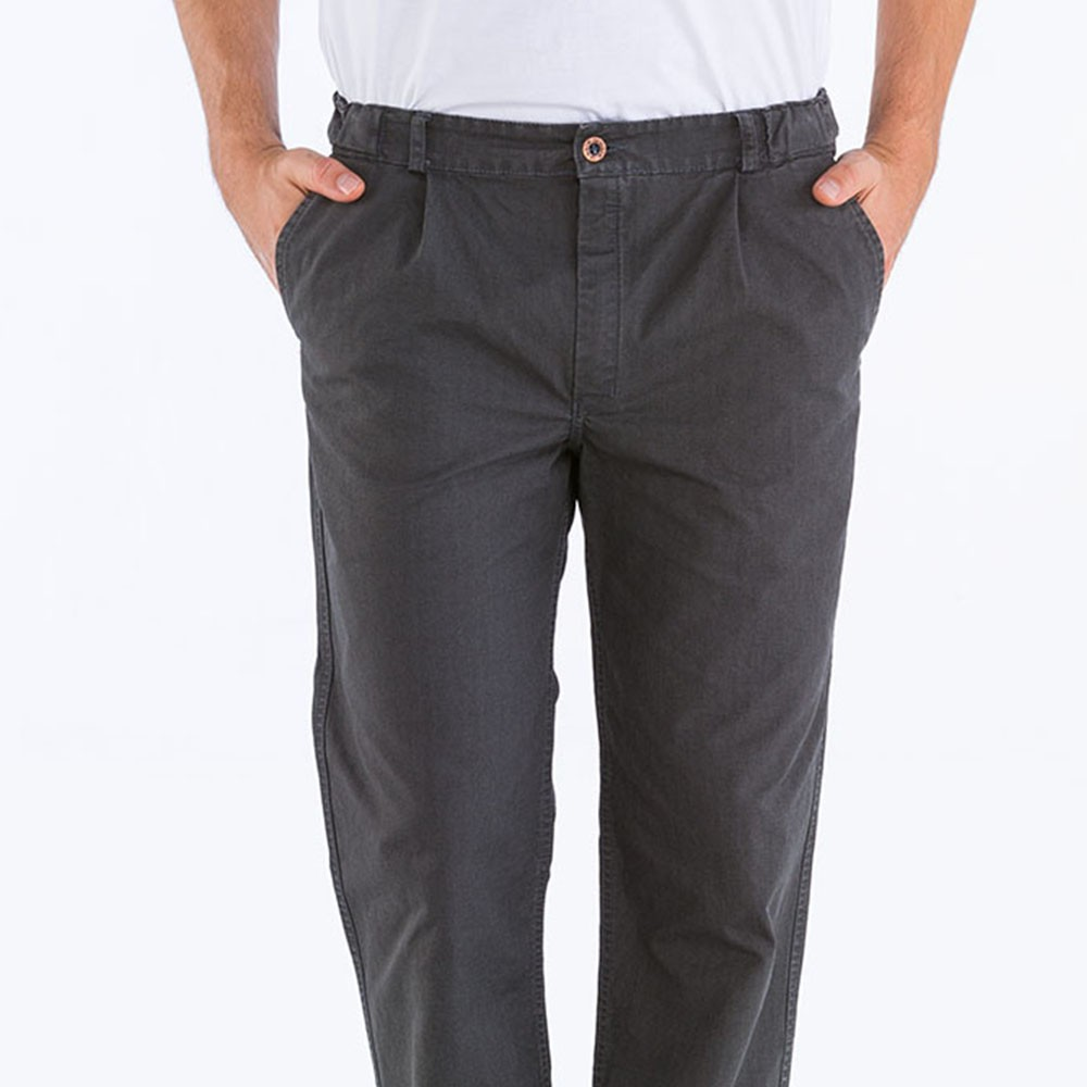 Pauillac, Broken twill pants anthracite