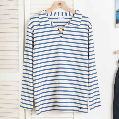 Rosier, Mixed Striped Jersey Smock