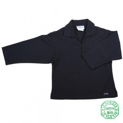 Chalutier, Vareuse authentique en coton bio enfant navy