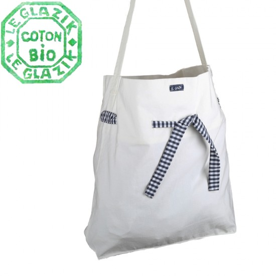 St Trop', organic cotton bag