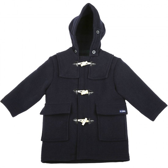 Golf, Duffle Coat enfant, Breton et authentique marine