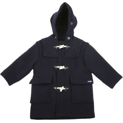 Golf, Child Duffle Coat, Breton and authentic marine