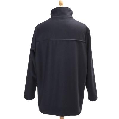 Georges, Parka en drap inspiré Duffle Coat dos