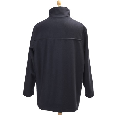 Georges, Whool Sheet Parka Duffle coat style back