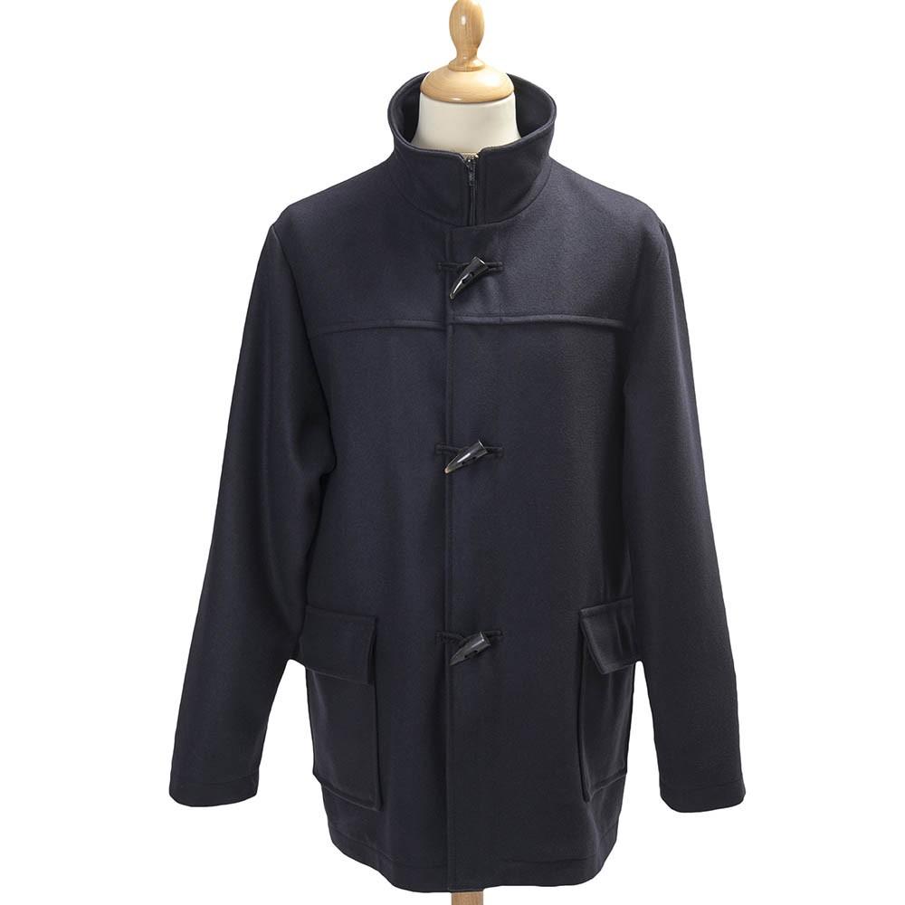 Georges, Parka en drap inspiré Duffle Coat