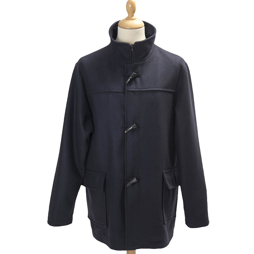 Georges, Whool Sheet Parka Duffle coat style